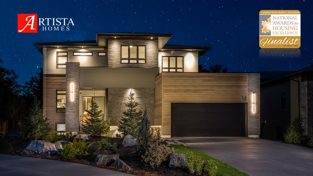 Artista Homes Announced As Finalist For National Award!